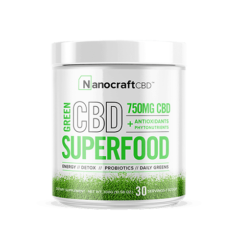 nanocraft-cbd-green-powder-750mg